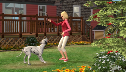 The Sims Historie ze świata zwierząt
