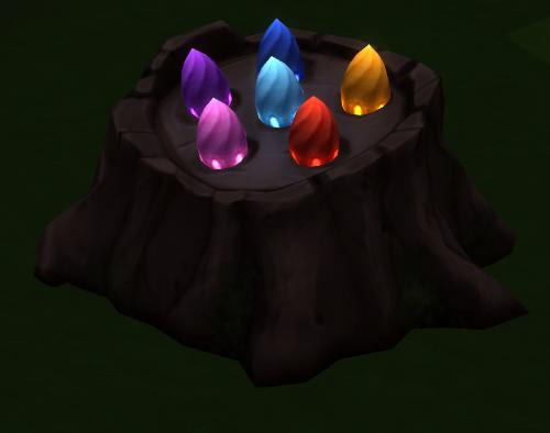Magiczne fasolki (Wyzwanie simoroślinne)