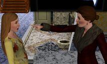 Vita często krzyczy na swą córkę Holly