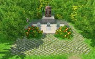 The Sims 3 - Island Paradise - Cementerio Antiguo