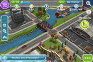 The Sims FreePlay - Miasto 2