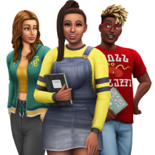 The Sims 4 Uniwersytet render 1.png