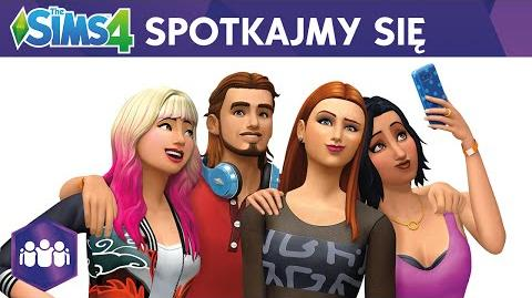 The Sims 4 Spotkajmy się Oficjalny zwiastun