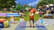 The Sims 4 Małe dzieci 1