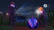The Sims 4 Strangerville 2
