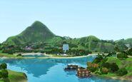 The Sims 3 - Island Paradise - Isla Paradiso