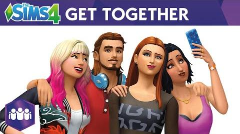 The Sims 4 Get Together Official Announce Trailer