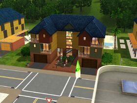 Dom z Sunset Valley
