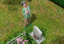 640px-Tragic Clown's Original Appearance in TS3 01