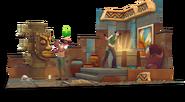 TS4 Przygoda w dżungli - render 2
