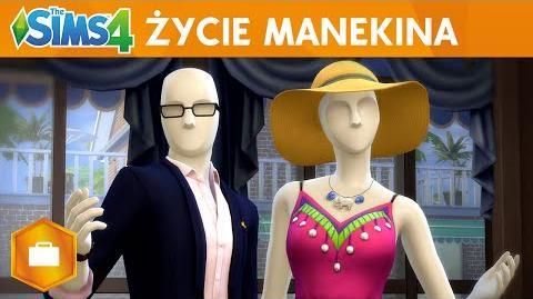 The Sims 4 Witaj w Pracy Życie Manekina