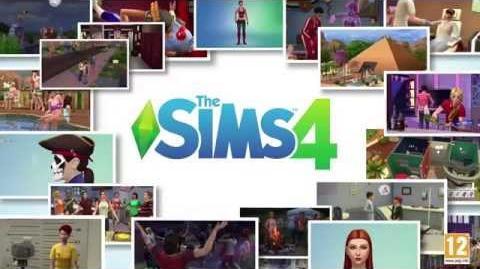 The Sims 4 na Święta 2015