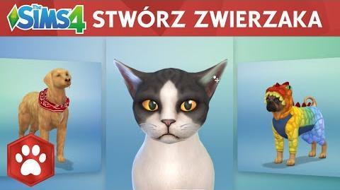 The Sims 4 Psy i koty Stwórz zwierzaka – oficjalny zwiastun rozgrywki