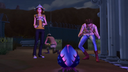 The Sims 4 StrangerVille 7