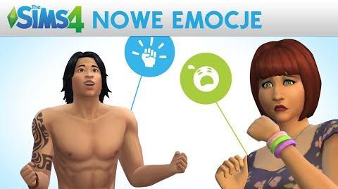 The Sims 4 - Nowe Emocje - oficjalne wideo
