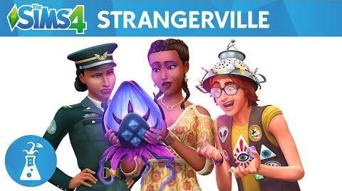 The Sims 4 StrangerVille oficjalny zwiastun