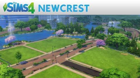 The Sims 4 Newcrest - oficjalny zwiastun