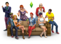 The sims 4 render3
