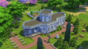 Parcela w the sims 4 1