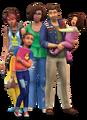 TS4 Być rodzicem - render2