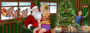The Sims FreePlay - Holiday