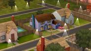 TS2CW Dom Simpsonów