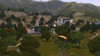 Park w Starlight Shores