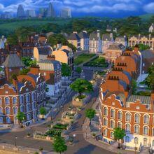 The Sims 4 Uniwersytet 5.jpg