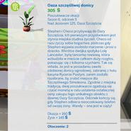 Opis oaza donicy