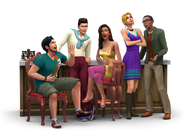 The sims 4 render2
