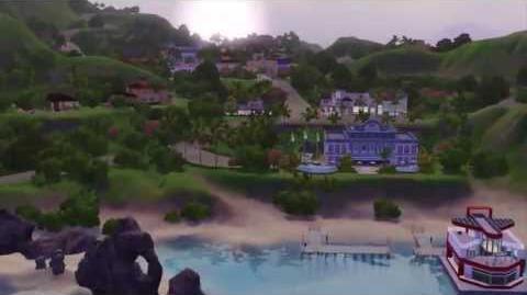 The Sims 3 Rajska Wyspa - Wideo premierowe