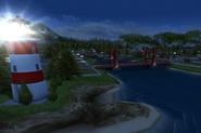 The Sims FreePlay - Miasto
