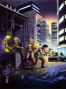 Larry Elmore Shadowrun