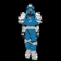 Model hannukahtrooper