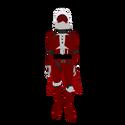 Model santatrooper
