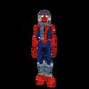 Model xmas spiderman