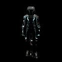 Model tron anon