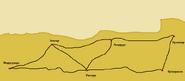 Карта кдровцев