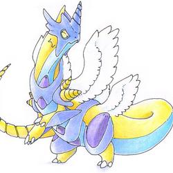 Dragon-type Pokemon