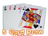 Five-card draw