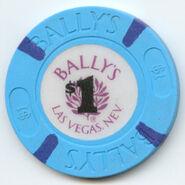 Chip ballys las vegas 2