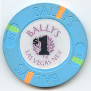 Chip ballys las vegas 1