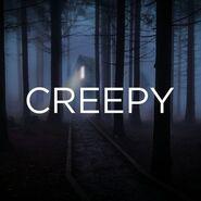Creepy Podcast Logo