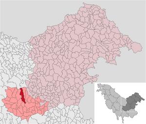 Localización de Peciraci