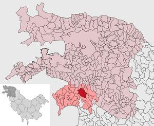 Localización de Valsi