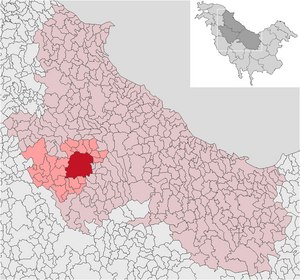 Localización de Balalau