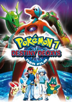 Pokémon 7 - Destiny Deoxys
