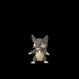 Alola-Rattfratz (Pokémon GO)