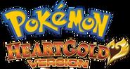 Pokémon Edición Oro Corazón logo US