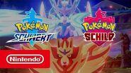 Pokémon Schwert & Pokémon Schild – Übersichtstrailer (Nintendo Switch)